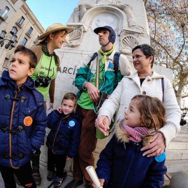 Rebecca Alabert i Marià Llop - El CDR de l'Home dels Nassos 2017